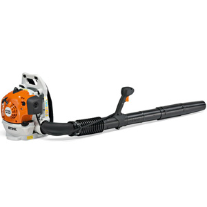 Backpack blowers and sprayer