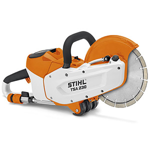 Lithium-Ion Cut-off Saw